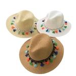Chapeau de paille Panama Boho-Chic New 1