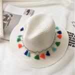 Chapeau de paille Panama Boho-Chic New 4