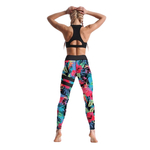 legging yoga girl power