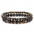 Bracelet 2 pièces Porte-Bonheur Buddha 4