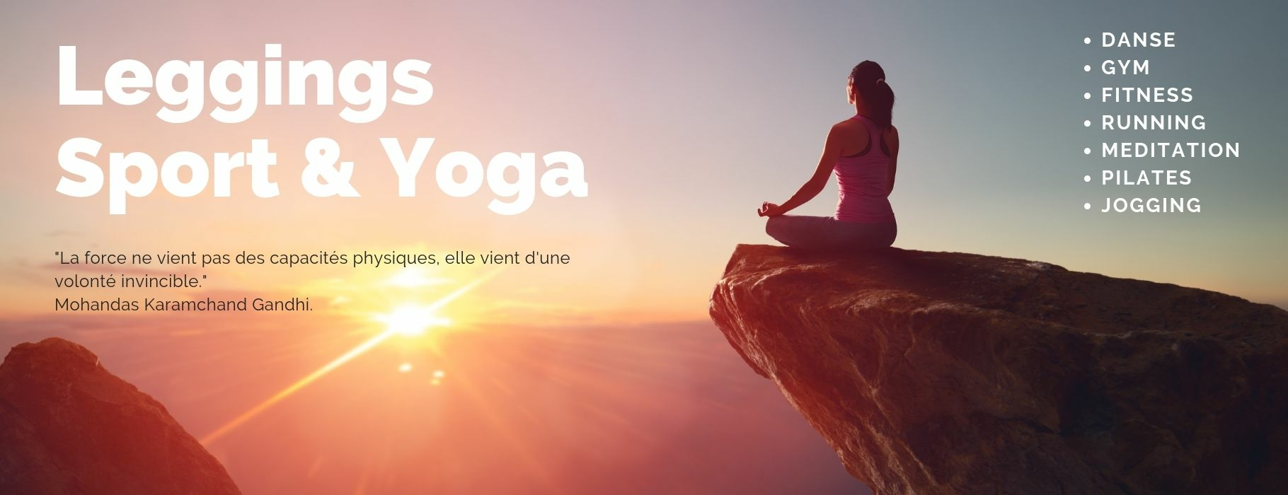 Leggings Sport & Yoga