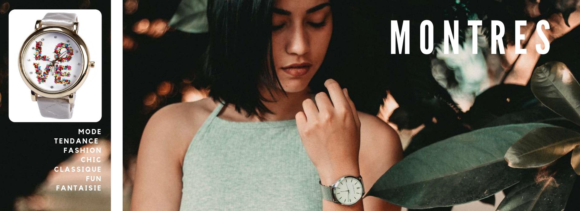 montres à quartz femme tendance mode fashion