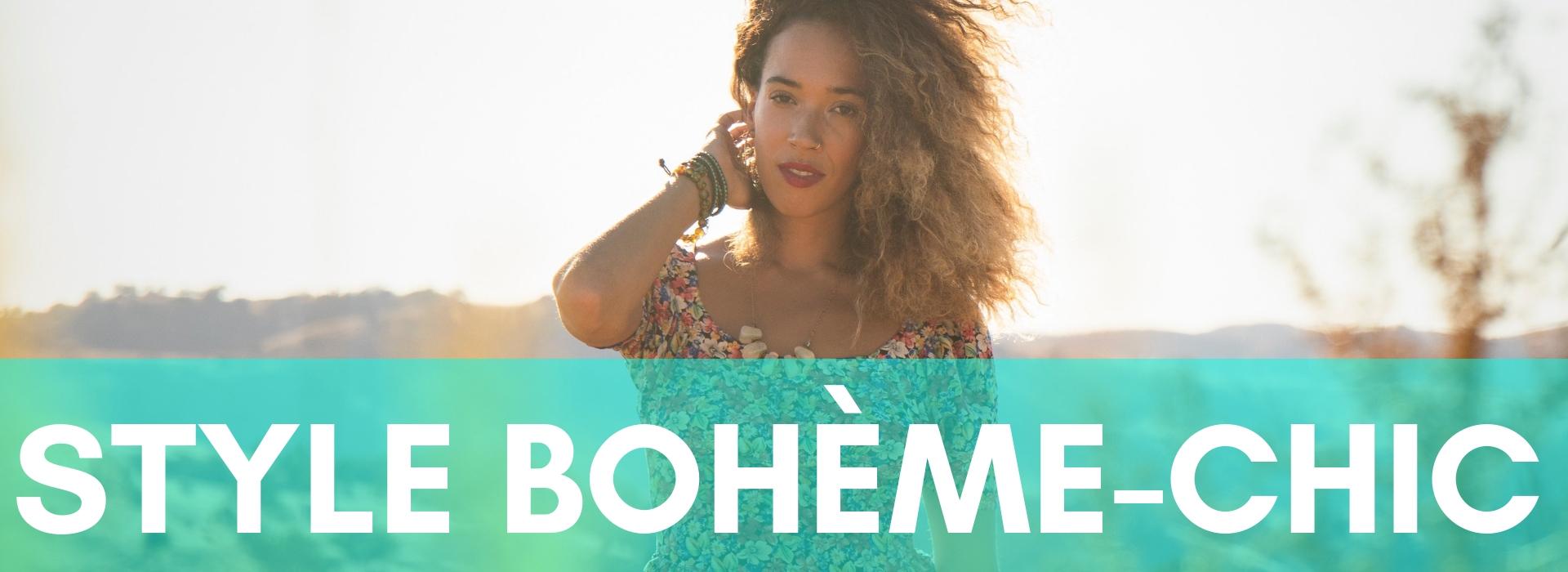 style boho bohème-chic