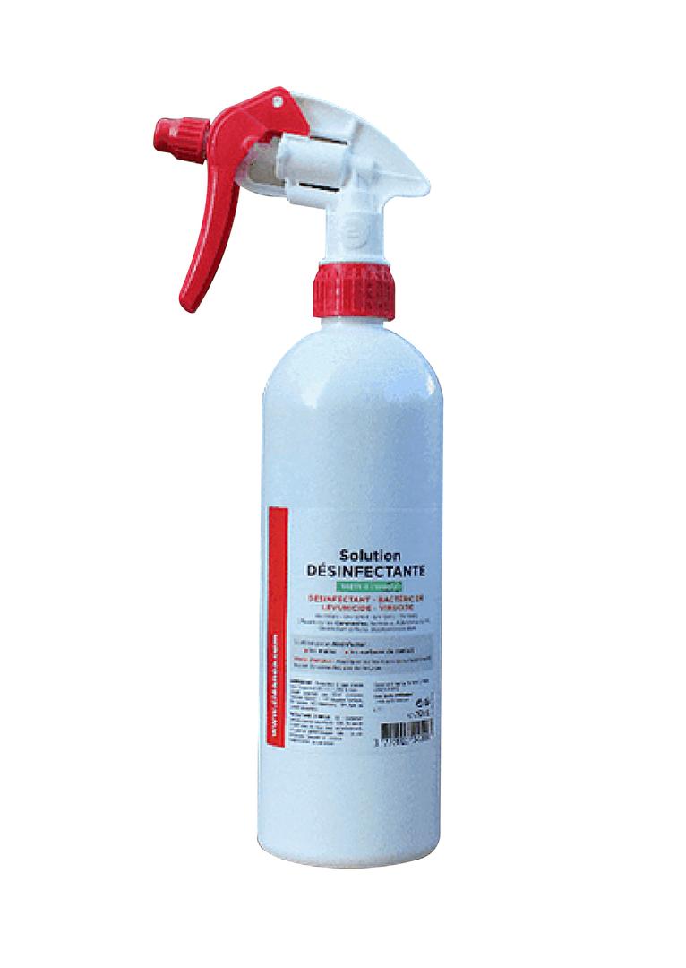 Solution Désinfectante 750ml