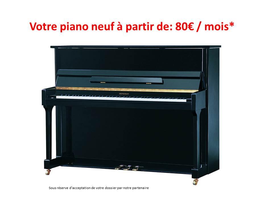 votre piano neuf a partir de