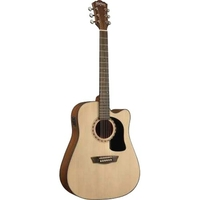 WASHBURN GUITARE ELECTRO-ACOUSTIQUE TYPE DREADNOUGHT