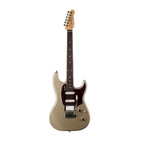 GUITARE GODIN SESSION SILVER GOLD