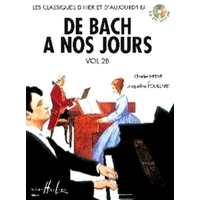 DE BACH A NOS JOURS VOLUME 2B