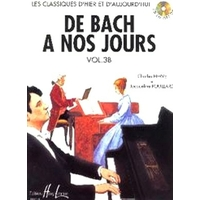 DE BACH A NOS JOURS VOLUME 3B