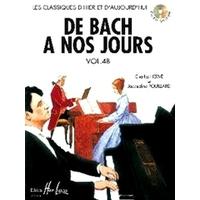 DE BACH A NOS JOURS VOLUME 4B