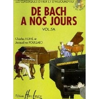 DE BACH A NOS JOURS VOLUME 5A