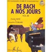 DE BACH A NOS JOURS VOLUME 5B