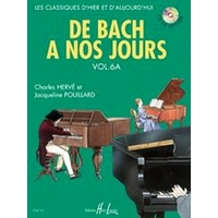 DE BACH A NOS JOURS VOLUME 6A
