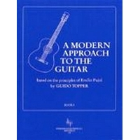 A Modern Approach To The Guitar Volume 1