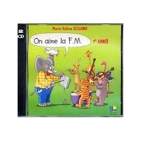 CD ON AIME LA FM VOLUME 1