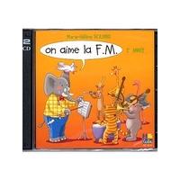 CD ON AIME LA FM VOLUME 2