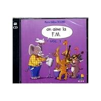CD ON AIME LA FM VOLUME 3