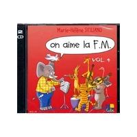 CD ON AIME LA FM VOLUME 4