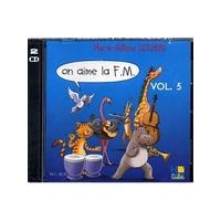 CD ON AIME LA FM VOLUME 5