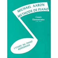 MICHAEL AARON COURS ELEMENTAIRE VOLUME 3