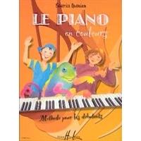 LE PIANO EN COULEURS