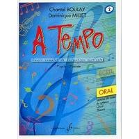 A TEMPO VOLUME 2 ORAL