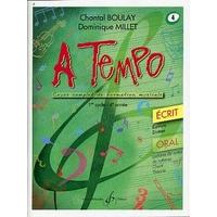 A TEMPO VOLUME 4 ECRIT