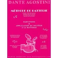 DANTE AGOSTINI METHODE DE BATTERIE VOLUME 1