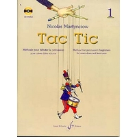 TAC TIC VOLUME 1