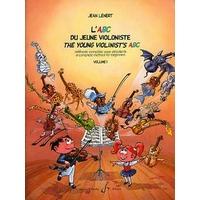 L' ABC DU JEUNE VIOLONISTE VOLUME 1
