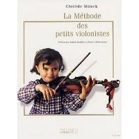 LA METHODE DES PETITS VIOLONISTES