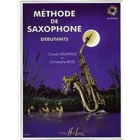 METHODE DE SAXOPHONE DEBUTANTS VOLUME 1