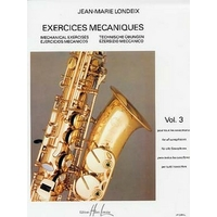 EXERXICES MECANIQUES VOLUME 3
