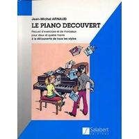 LE PIANO DECOUVERT