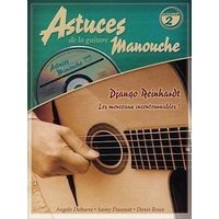 ASTUCES DE LA GUITARE MANOUCHE VOL 2