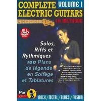 COMPLETE ELECTRIC GUITARE VOL 1
