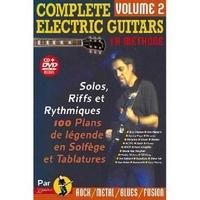 COMPLETE ELECTRIC GUITARE VOL 2
