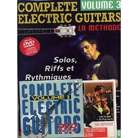 COMPLETE ELECTRIC GUITARE VOL 3