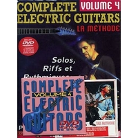 COMPLETE ELECTRIC GUITARE VOL 4