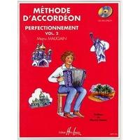 MAUGAIN METHODE D'ACCORDEON VOL 2
