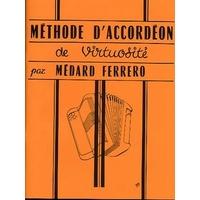 METHODE D'ACCORDEON CHROMATIQUE VIRTUOSITE