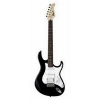 GUITARE CORT NOIR BRILLANT