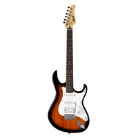 GUITARE CORT SUNBURST 2 TONS