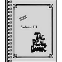 REAL BOOK VOLUME 3 EN DO