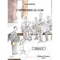 J'APPRENDS LE COR VOLUME 2