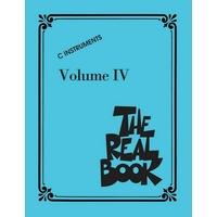 REAL BOOK VOLUME 4 EN DO