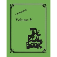 REAL BOOK VOLUME 5 EN DO