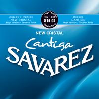 ( X3 ) JEUX DE CORDES SAVAREZ CANTIGA 510 CJ POUR GUITARE CLASSIQUE