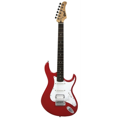 GUITARE CORT SCARLET RED