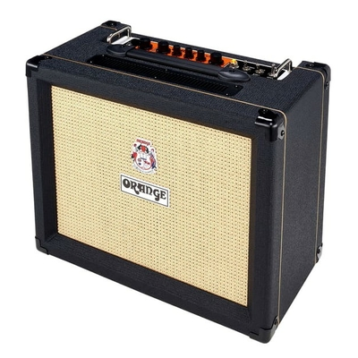 AMPLI ORANGE ROCKER 15 BLACK
